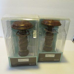 allen and roth holdback set of 2